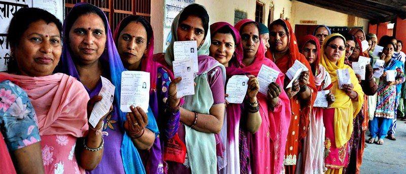 आधी आबादी का वोट तो चाहिए पर टिकट नहीं देंगे