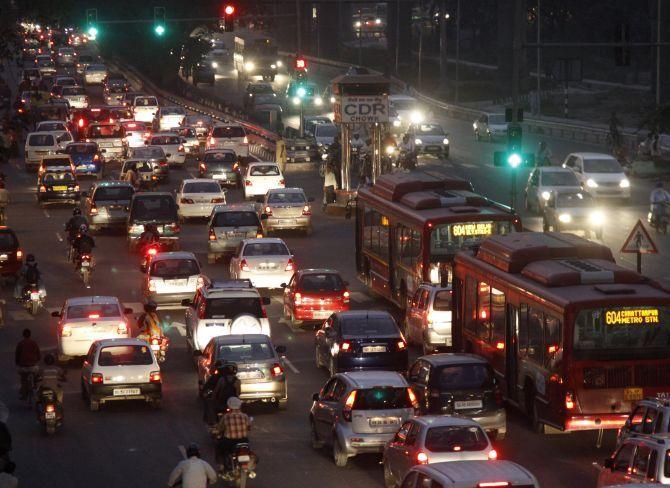 इस CITY में रात में भी ट्रैफिक तोडऩे पर लगेगा जुर्माना, घर आएगा नोटिस