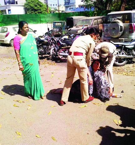 बिलासपुर में भी सावधान इंडिया? विवाहिता ने कहा 3 दिन से बंधक बनाकर सास और पति कर रहे थे पिटाई