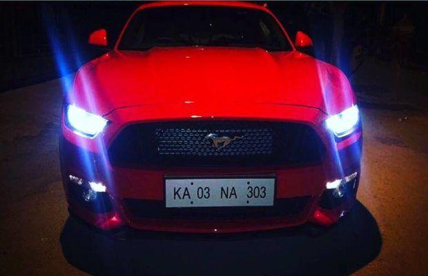 इस चमचमाती कार का मालिक है भारतीय क्रिकेट टीम का उभरता सितारा, नंबर प्लेट में छिपा है नाम, बूझो तो जानें!