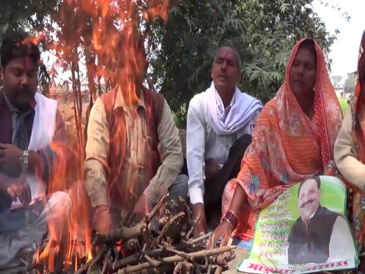 बाहुबली मुख्तार अंसारी की रिहाई के लिए मंदिरों में लोग कर रहे पूजा-हवन