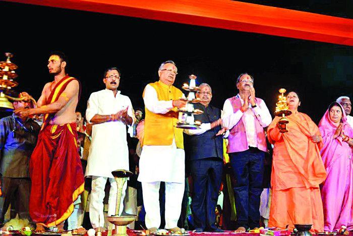 Rajim Kumbh: अब संतों ने की CM से मांग, छत्तीसगढ़ में हो पूर्ण शराबबंदी