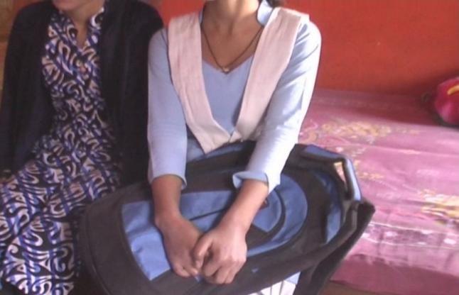 धर्म परिवर्तन के डर से स्कूल नहीं जाती है ये 'बेटी', यह खबर पाकिस्तान की नहीं हिंदुस्तान की है