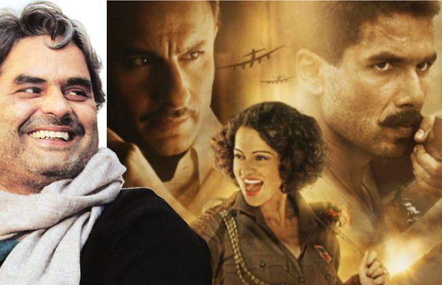 Movie Review: कंगना के कंधों पर झूलती विशाल की 'RANGOON'
