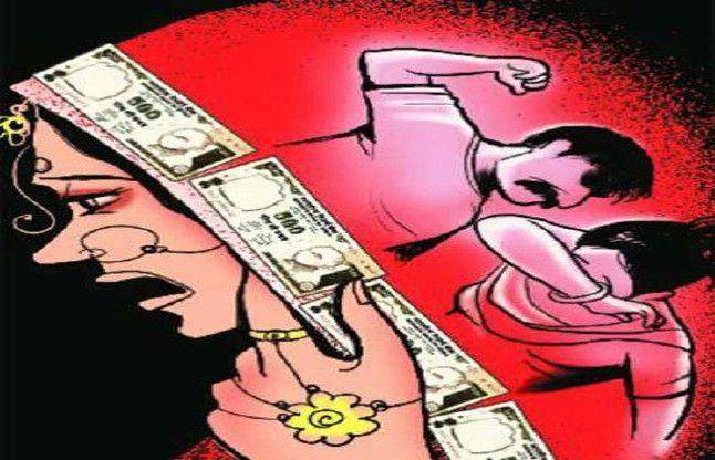 मायके से लाओ तीन लाख रुपए नहीं तो करा देंगे गर्भपात....