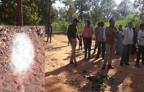 नवजात बेटी को जंगल में फेंका, कुत्ते घसीटकर ले आए Police चौकी के पीछे