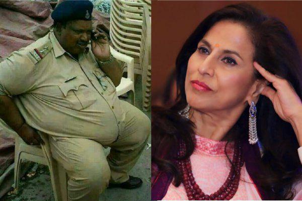 शोभा डे के ट्वीट से फेमस हुए ये पुलिस अफसर, मुफ्त इलाज कराने मिल रहे ऑफर