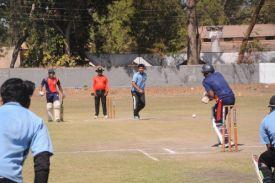 नेवी मुंबई 9 विकेट और आर्मी हैदराबाद 10 विकेट से जीते