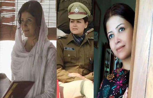 असल जिंदगी में आईपीएस ऑफिसर है ये अभिनेत्री, इनसे खौफ खाते हैं गुंडे