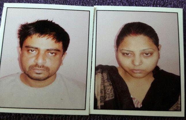 पति-पत्नी मिलकर करते थे यह काम, पुलिस ने किया गिरफ्तार