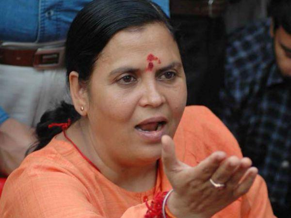 गंगा, तिरंगा और राम के लिए सिंहासन भी छोड़ दूंगी, लेकिन कांग्रेस के लिए नहीं