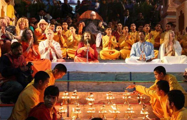 अन्तरराष्ट्रीय योग महोत्सव का शुभारम्भ