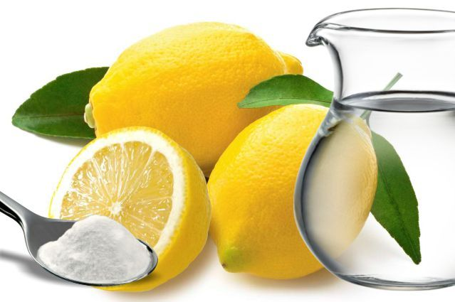 Lemon And Baking Soda Mixture Can Be Useful In Treating Cancer