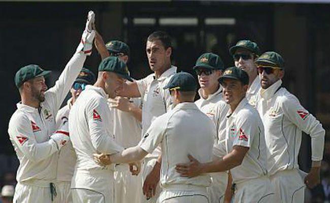 India v Australia Live : बैकफुट पर टीम इंडिया, 189 पर सिमटी भारतीय पारी