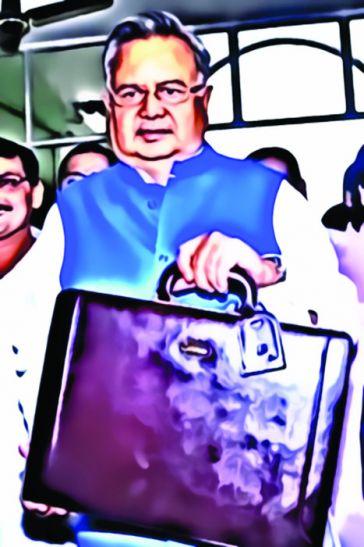 CM रमन सिंह आज पेश करेंगे BUDGET, किसानों के लिए खुल सकता है पिटारा