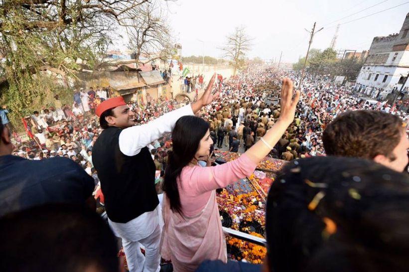 आजमगढ़ की 10 सीटों के परिणाम बताएंगे किसकी बनेगी सरकार
