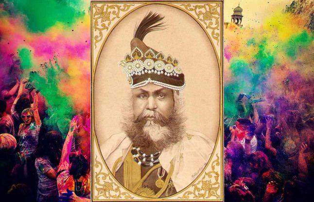 ये राजा सोने की अशर्फियां बिछा कर खेलते थे होली, केसर से बनते थे रंग
