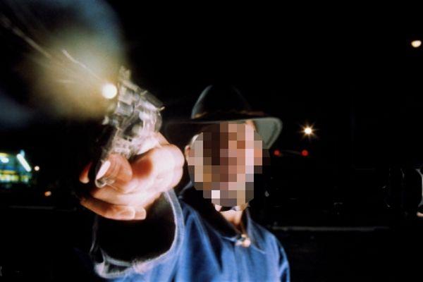 हैवान पति ने संपत्ति के लिए पत्नी और बेटे को गोली मारी