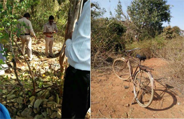 बरगद के पेड़ से लटका मिला युवक, पास ही खड़ी थी उसकी सायकिल