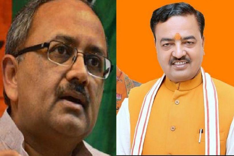 इलाहाबाद के इन दो चेहरों में से किसी एक को बीजेपी बना सकती है यूपी का मुख्यमंत्री