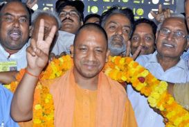 जानिए योगी आदित्यनाथ ने किसे दिया भाजपा की जीत का श्रेय