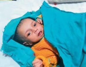 5 दिन तक हार्ट ओपन रहने के बाद डेढ़, महीने के बच्चे का ऑपरेशन रहा सक्सेसफुल