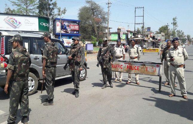 VIDEO: पुलिस का सख्त पहरा, महापौर ने कहा, प्रेम और उत्साह से मनाएं होली