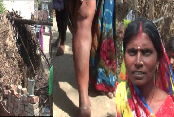 यूपी के बलिया में सवर्ण-दलितों के बीच हिंसा, दलितों ने कहा बीजेपी को वोट न देने पर हुई पिटाई