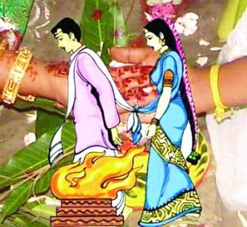 शादी में बारातियों की कर दी पिटाई