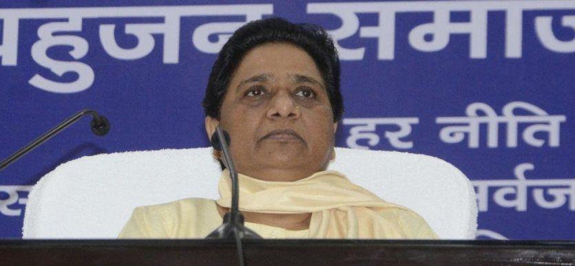 भाजपा ने RSS के एजेंडे के तहत योगी को CM बनाया : मायावती
