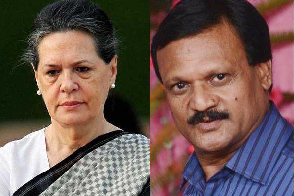 नेता ने लिखी सोनिया गांधी को चिट्ठी, कहा 'अपनों ने ली है कांग्रेस खत्म करने की सुपारी'