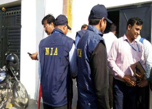 छह संदिग्धों की खोज में जुटी NIA की टीम