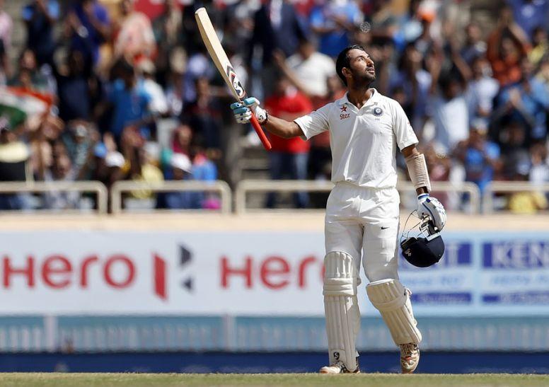 India vs Australia Live : पुजारा के नाबाद शतक से टीम इंडिया की मैच में वापसी