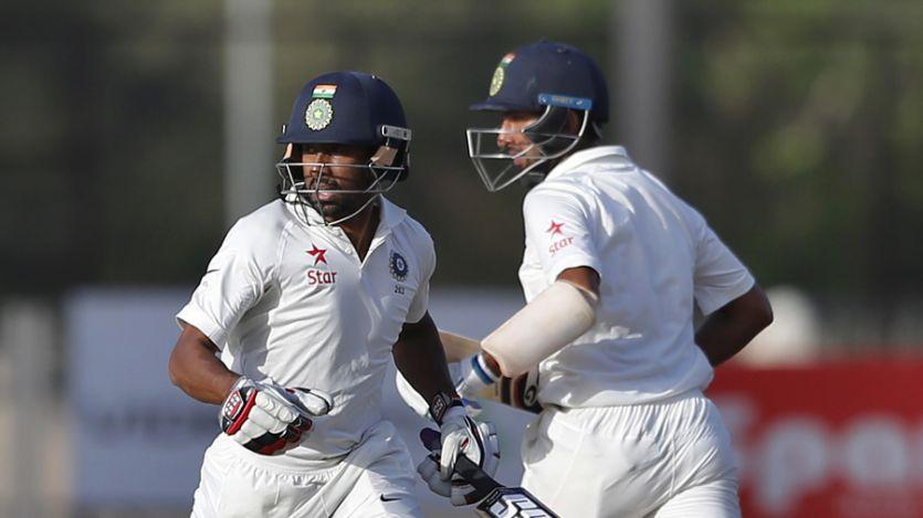 India vs Australia Live: पुजारा और साहा ने जमाए रंग, स्कोर 452/6