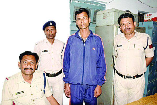 आरक्षक भर्ती फर्जीवाड़ा: जालसाजी कर बन गया पुलिस आरक्षक