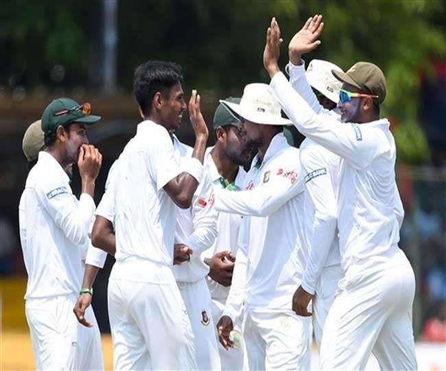 100वें टेस्ट में बांग्लादेश ने रचा इतिहास, श्रीलंका को हराकर सीरीज की बराबर