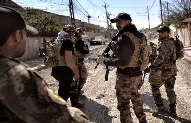 इराकी सेना ने आईएस के चंगुल से मोसुल के और क्षेत्रों को को मुक्त करा
