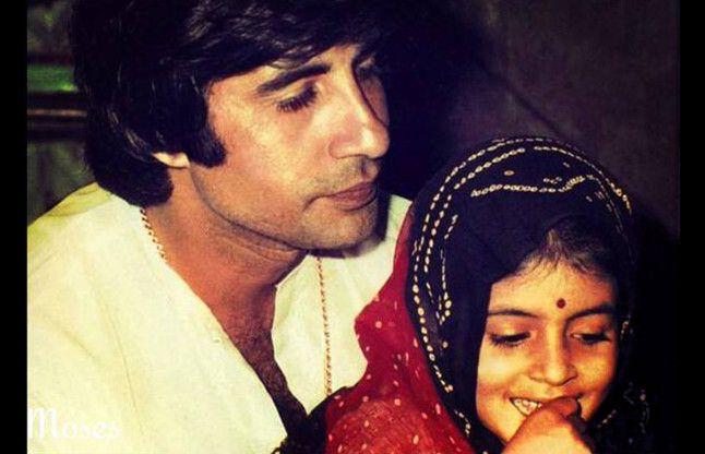 #Big B Revealed: इस फिल्म में श्वेता बच्चन ने किया था अभिनय, देखें वीडियो