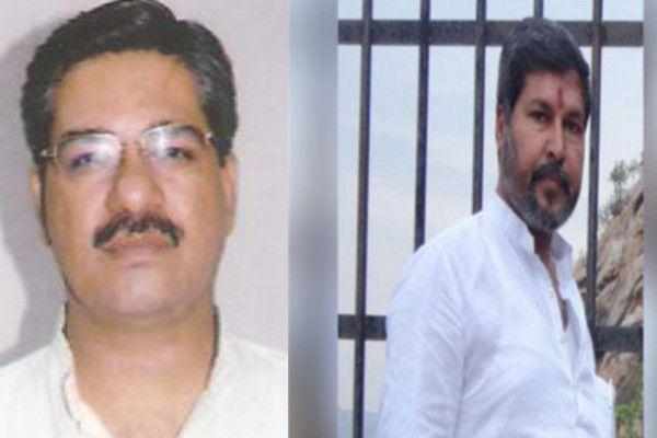 केंद्रीय मंत्री अनिल माधव दवे के ममेरे भाई को चाकू मारे