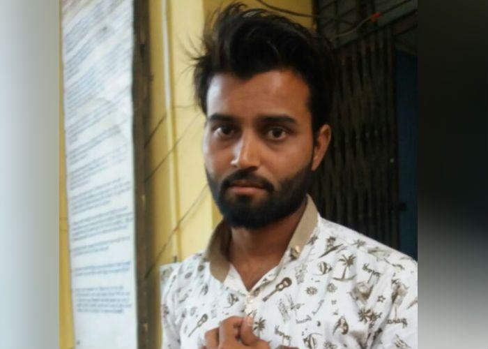 मुख्यमंत्री का आपत्तिजनक फोटो व्हाट्सएप ग्रुप में डालने वाला गिरफ्तार