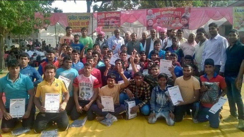 कुश्ती प्रतियोगिता के आयोजन से पहलवानों को मिलेगी नई दिशा: दुर्गा
