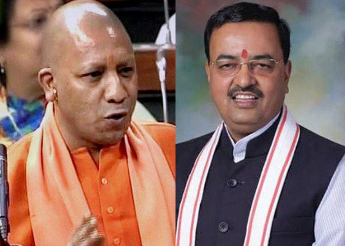 Yogi Adityanath And Keshav Prasad Maurya Dispute Samachar In Hindi - केशव  के कामकाज से योगी नाराज, किया तलब   Patrika News