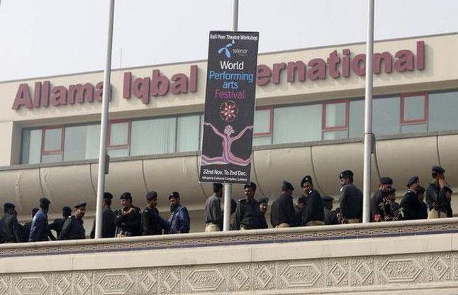 Image result for लाहौर के अल्लामा इकबाल अंतरराष्ट्रीय हवाई अड्डे