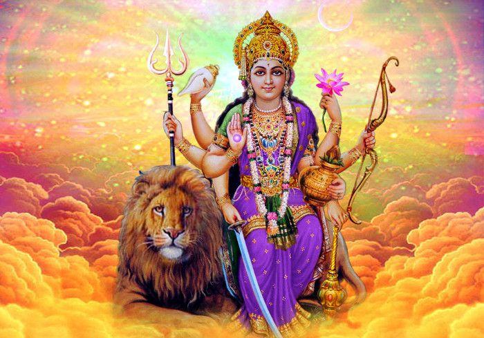 Goddess Durga Mantra in hindi- इन मंत्रों के जाप से शीघ्र प्रसंन्न होती हैं मां दुर्गा