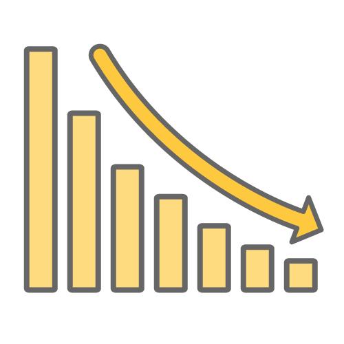 देश में तीसरी तिमाही में वित्तीय घाटा बढ़ा