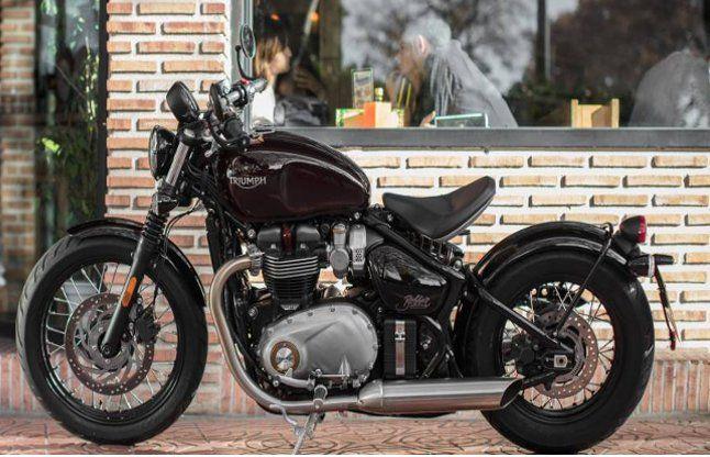 भारत में जल्द लॉन्च होगी Triumph की क्रूजर बाइक Bonneville Bobber