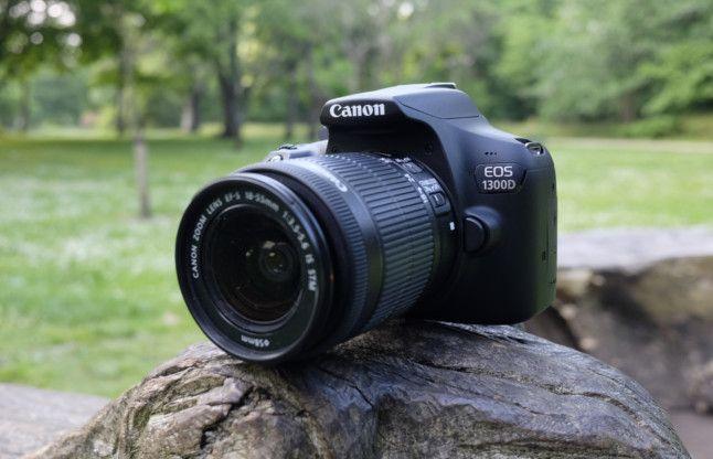 नया कैमरा लेना है तो कैनन EOS 1300D पर है भारी डिस्काउंट