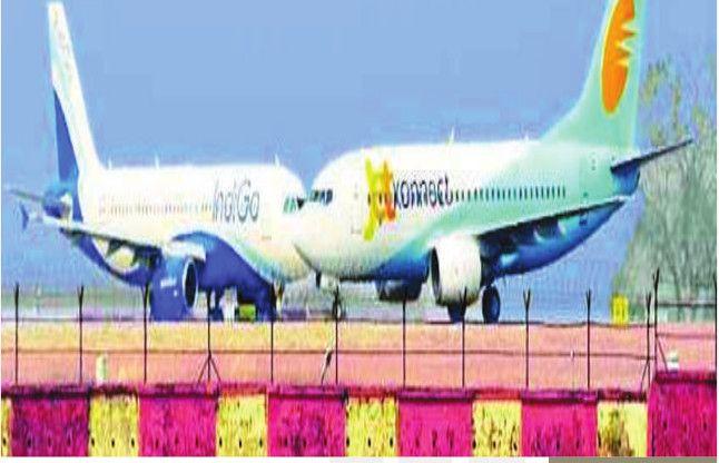13 विमानों का शेड्यूल बदला, कल से 30 जून तक दोपहर को नहीं मिलेगी फ्लाइट