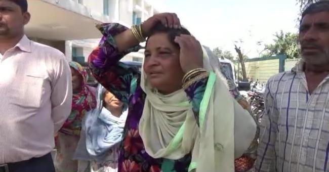 बीजेपी को वोट देने पर मुस्लिम महिला को मिली ये खौफनाक सजा