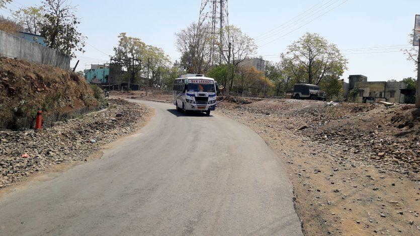 बिरसा मुुंडा चौक से जिला पंचायत तक बनेगी चमचमाती वीआईपी रोड
